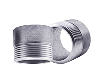 Резьба оцинкованная стальная 40 ГОСТ - сталь -