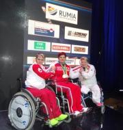 Поддержка спортсменов-инвалидов